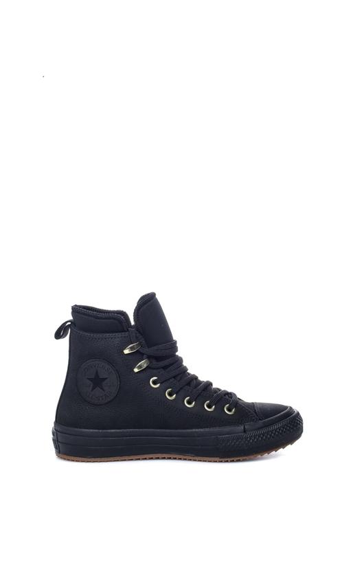 CONVERSE-Γυναικεία μποτάκια Chuck Taylor WP Boot Hi μαύρα