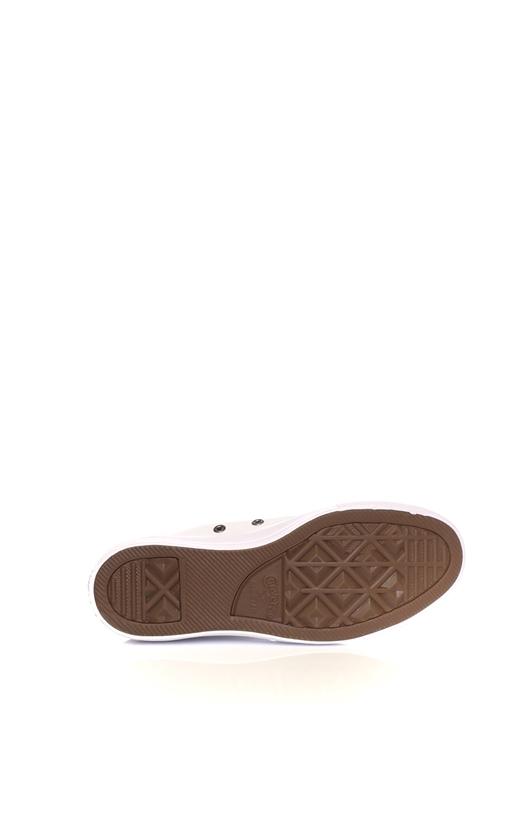 CONVERSE-Γυναικεία sneakers Converse Chuck Taylor All Star Ox λευκά με studs