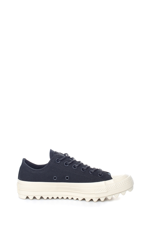 CONVERSE-Γυναικεία sneakers Converse Chuck Taylor All Star Lift Rip μαύρα