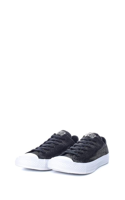 CONVERSE-Γυναικεία παπούτσια Chuck Taylor All Star Ox μαύρα