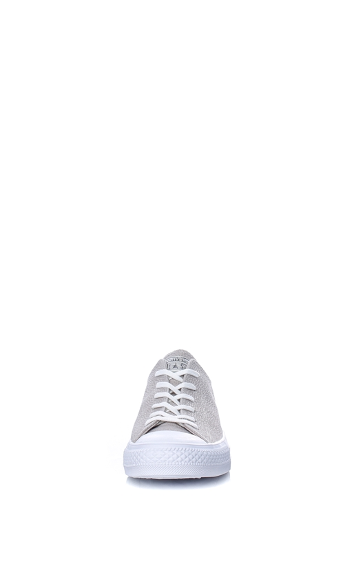 CONVERSE-Γυναικεία παπούτσια Chuck Taylor All Star Ox μπεζ