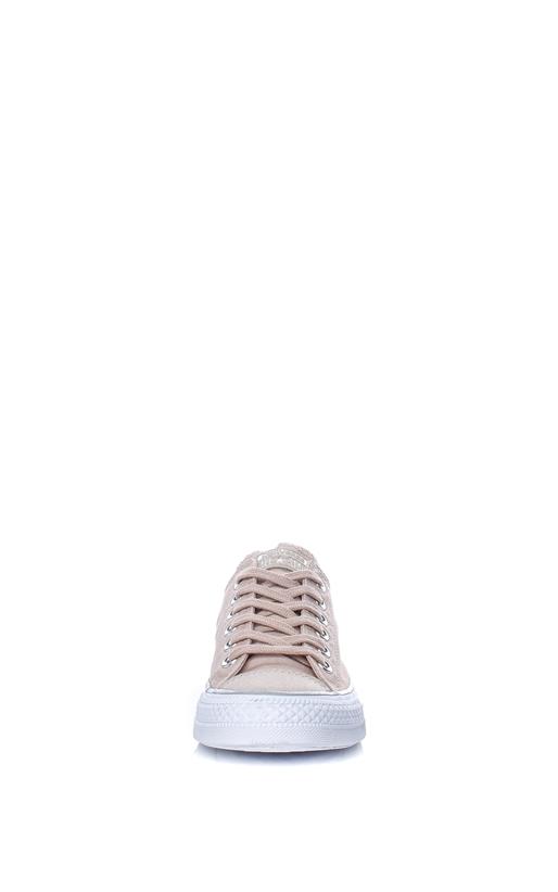 CONVERSE-Γυναικεία sneakers Converse Chuck Taylor All Star Ox ροζ