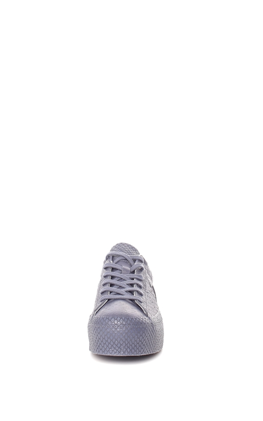 CONVERSE-Γυναικεία sneakers Converse One Star Platform Ox μοβ