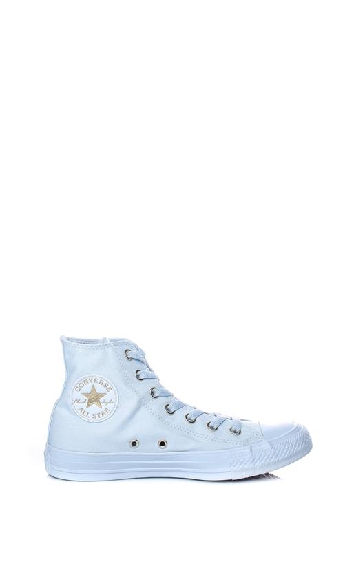 CONVERSE-Unisex παπούτσια CONVERSE Chuck Taylor All Star Hi γαλάζια