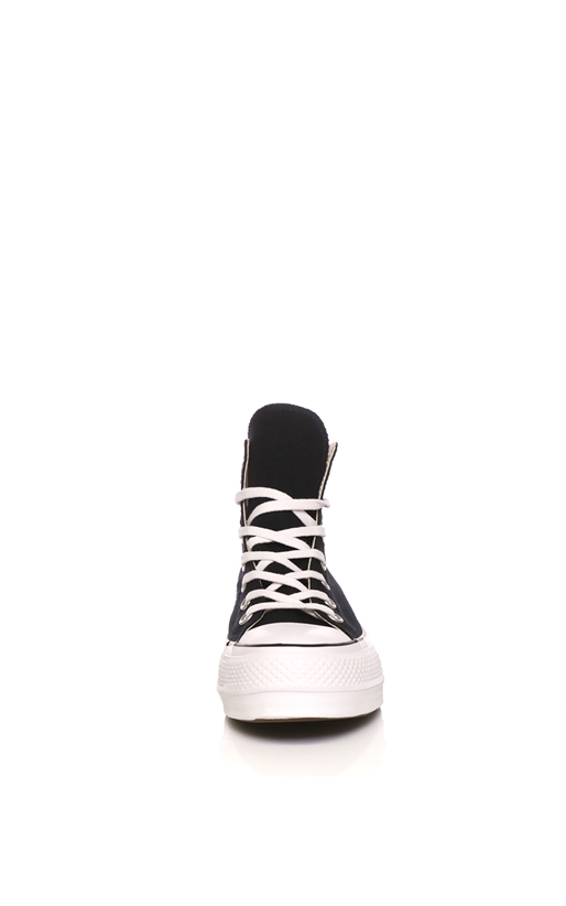 CONVERSE-Γυναικεία sneakers CONVERSE CHUCK TAYLOR ALL STAR LIFT μαύρα