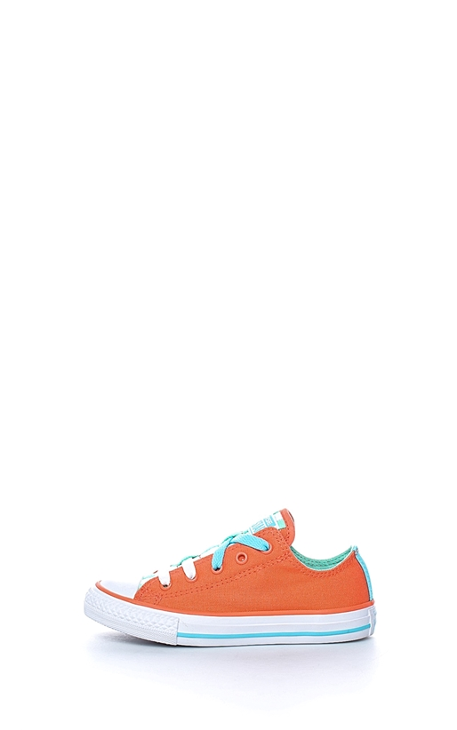 CONVERSE-Παιδικά sneakers Chuck Taylor All Star Loophole πορτοκαλί