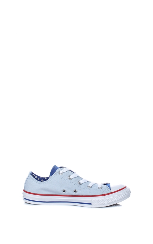 CONVERSE-Παιδικά παπούτσια Chuck Taylor All Star Double T μπλε