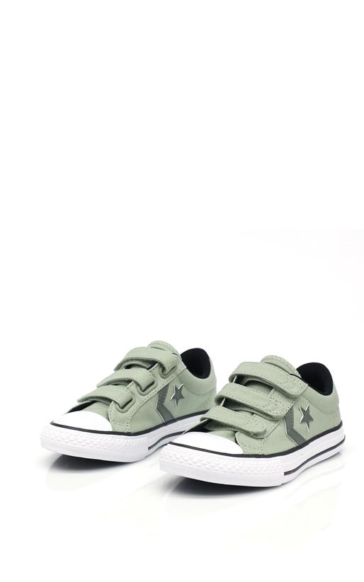 CONVERSE-Παιδικά παπούτσια Star Player EV 3V Ox λαδί