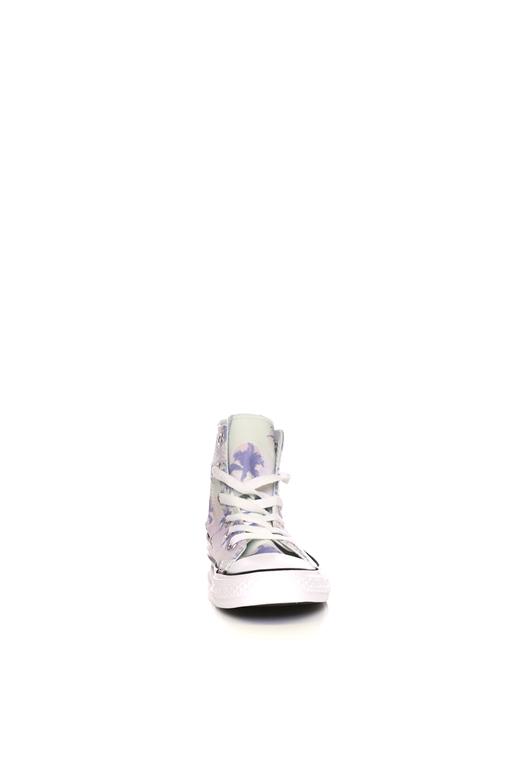 CONVERSE-Παιδικά μποτάκια Converse Chuck Taylor All Star Hi με print