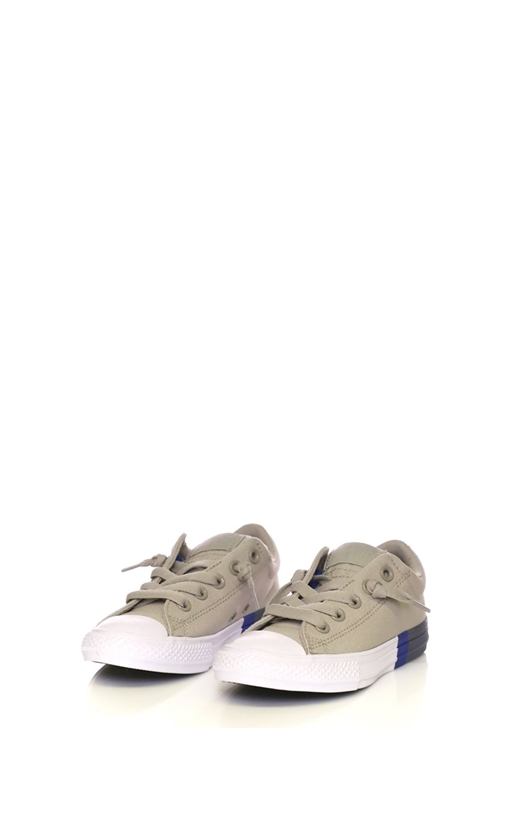CONVERSE-Παιδικά sneakers Converse Chuck Taylor All Star Street S μπεζ
