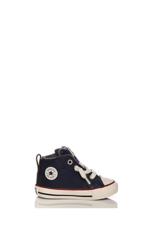 CONVERSE-Βρεφικά παπούτσια CONVERSE Chuck Taylor All Star Street μπλε