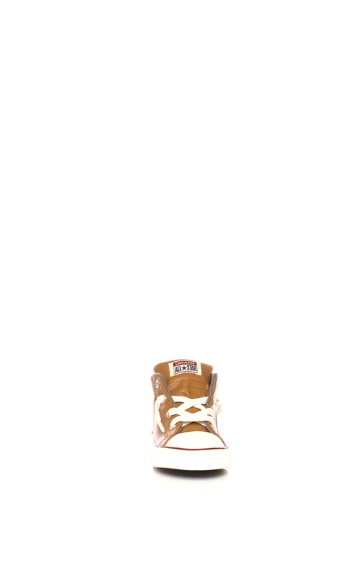 CONVERSE-Βρεφικά sneakers Converse Chuck Taylor All Star Street καφέ