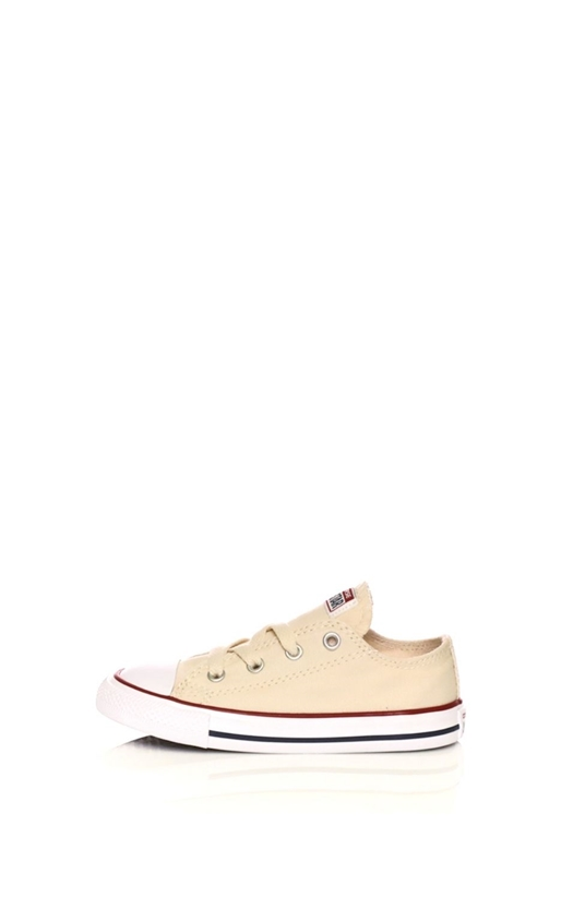 CONVERSE-Βρεφικά sneakers Converse Chuck Taylor All Star Ox μπεζ