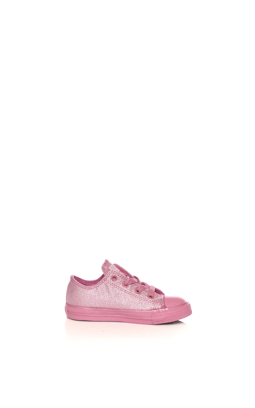 CONVERSE-Βρεφικά sneakers Converse Chuck Taylor All Star Ox ροζ