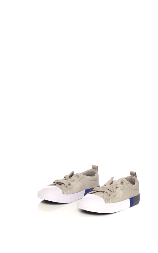 CONVERSE-Βρεφικά sneakers Converse Chuck Taylor All Star Street S μπεζ