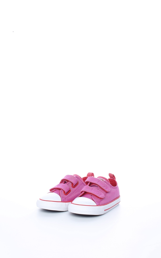 CONVERSE-Βρεφικά παπούτσια CONVERSE Chuck Taylor All Star V Ox ροζ