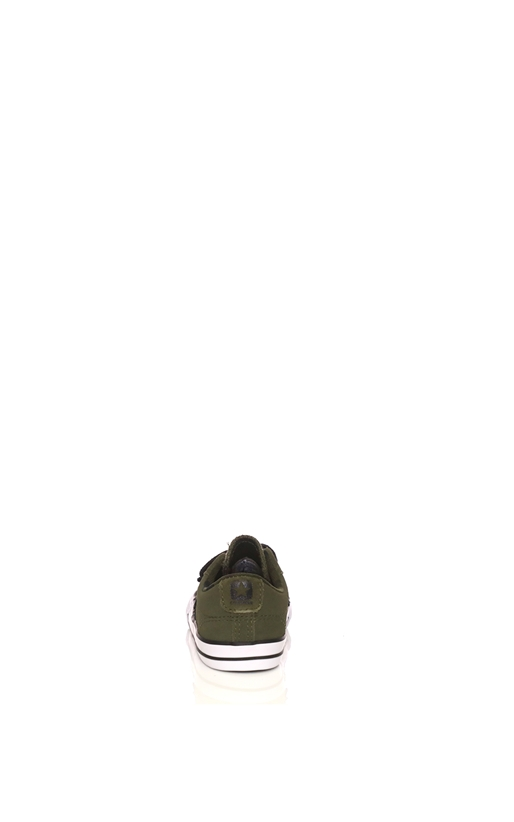 CONVERSE-Βρεφικά sneakers Converse Star Player Ox λαδί