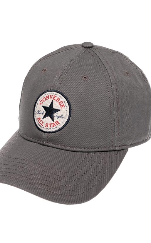 CONVERSE-Καπέλο CONVERSE γκρι