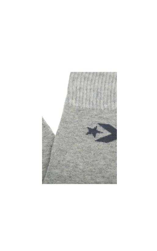 Σετ ανδρικές κάλτσες Converse γκρι-ανθρακί-μαύρες (1652064 ... a3fecd433c6