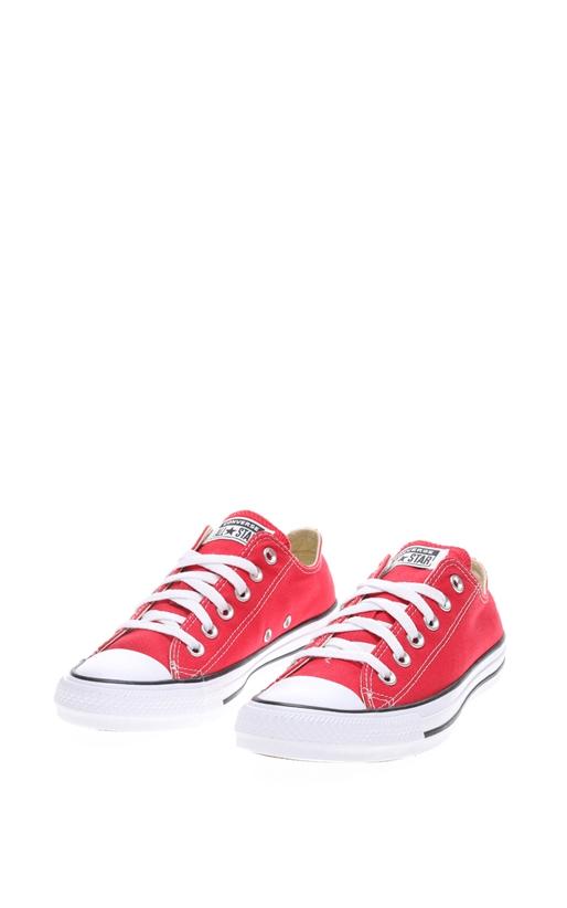 CONVERSE-Unisex Παπούτσια Chuck Taylor κόκκινα