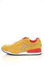 DIADORA-Unisex αθλητικά παπούτσια INTREPID AMARO DIADORA κίτρινα-κόκκινα