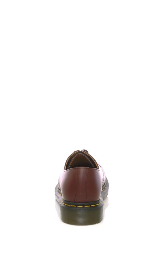 DR.MARTENS-Unisex παπούτσια 3 Eye Shoe DR.MARTENS 1461 μπορντό