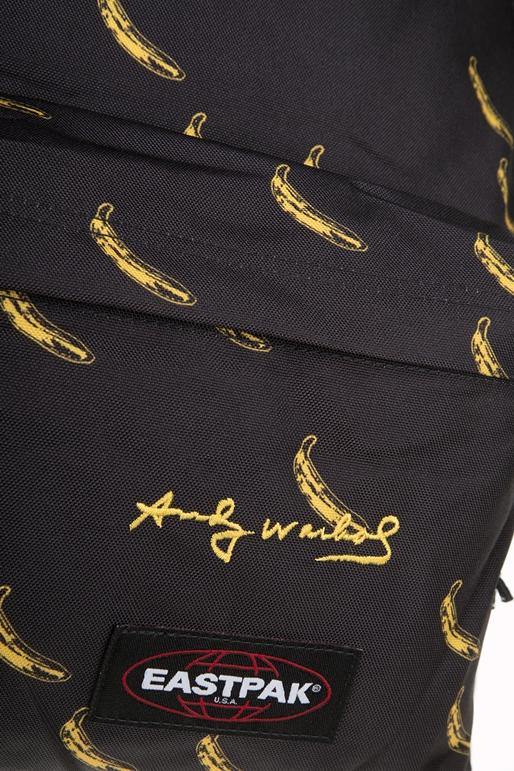 80a69130deb EASTPAK-Unisex τσάντα πλάτης EASTPAK PADDED PAK'R x Andy Warhol μαύρη
