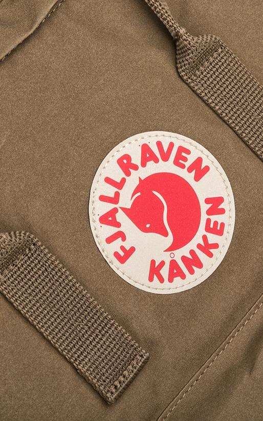 FJALLRAVEN-Σακίδιο πλάτης FJALLRAVEN Kanken καφέ