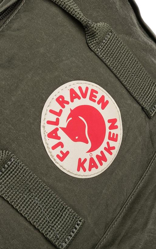 FJALLRAVEN-Σακίδιο πλάτης FJALLRAVEN Kanken λαδί