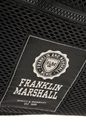 FRANKLIN & MARSHALL-Unisex σακίδιο πλάτης Franklin & Marshall μαύρο