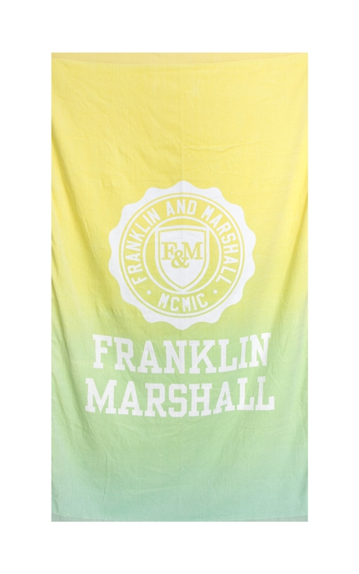 FRANKLIN & MARSHALL-Πετσέτα θαλάσσης Franklin & Marshall