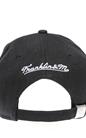FRANKLIN & MARSHALL-Καπέλο τζόκεϋ Franklin & Marshall μαύρο