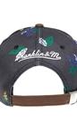 FRANKLIN & MARSHALL-Καπέλο τζόκεϋ Franklin & Marshall μπλε-γκρι