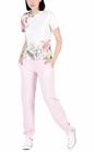 FRANKLIN & MARSHALL-Γυναικείο παντελόνι φόρμας FRANKLIN & MARSHALL ροζ