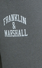 FRANKLIN & MARSHALL-Γυναικεία φόρμα FRANKLIN & MARSHALL γκρι