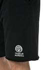 FRANKLIN & MARSHALL-Ανδρική βερμούδα Franklin & Marshall μαύρη