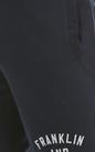 FRANKLIN & MARSHALL-Ανδρική βερμούδα Franklin & Marshall μπλε