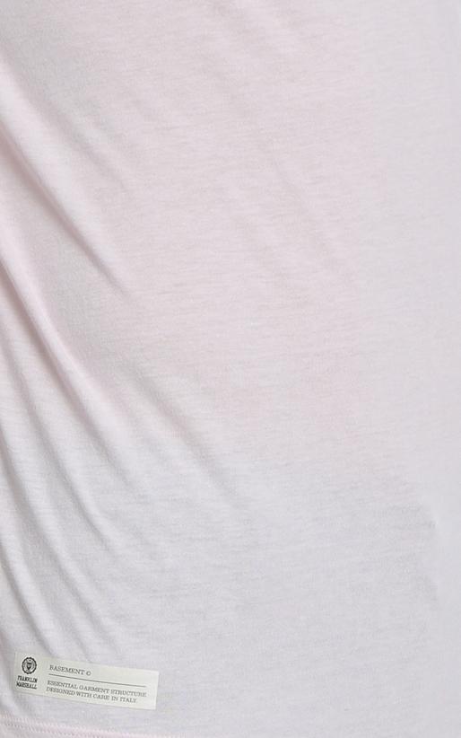 FRANKLIN & MARSHALL-Σετ ανδρικές κοντομάνικες μπλούζες Franklin & Marshall