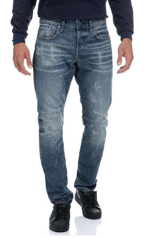 G-STAR RAW-Αντρικό τζιν παντελόνι G-STAR RAW μπλε