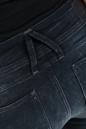 G-STAR RAW-Γυναικείο τζιν παντελόνι LYNN MID SKINNY μαύρο-γκρι
