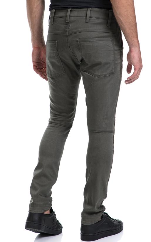 G-STAR-Αντρικό παντελόνι 3D SUPER SLIM COJ G-STAR RAW γκρι