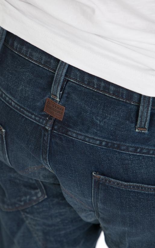 G-STAR RAW-Ανδρικό τζιν παντελόνι G-Star 5620 3D TAPERED μπλε