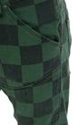 G-STAR RAW-Ανδρικό τζιν παντελόνι 5620 3D TAPERED πράσινο