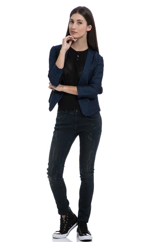 G-STAR RAW-Γυναικείο σακάκι G-STAR RAW μπλε