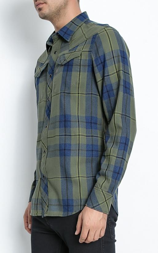 G-STAR-Ανδρικό πουκάμισο G-Star Tacoma Shirt καρό