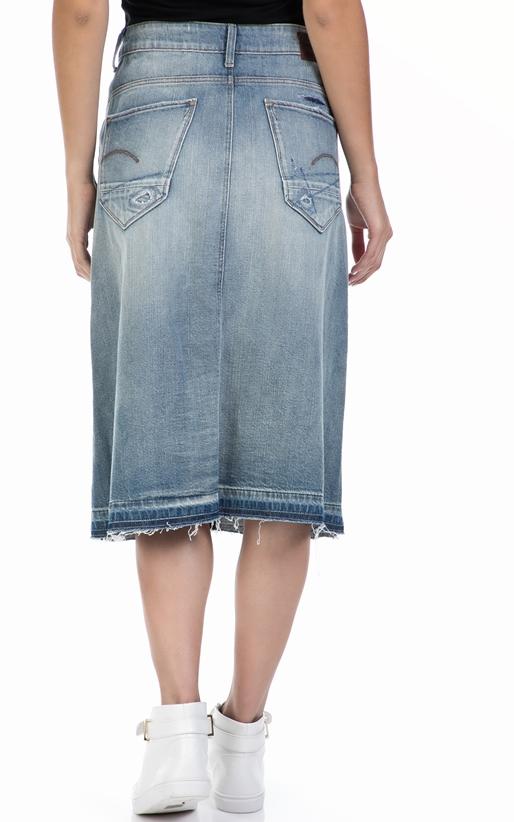 G-STAR-Γυναικεία φούστα G-STAR RAW μπλε