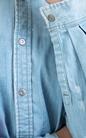 G-STAR RAW-Γυναικείο πουκάμισο Modern Arc 3D BF shirt μπλε