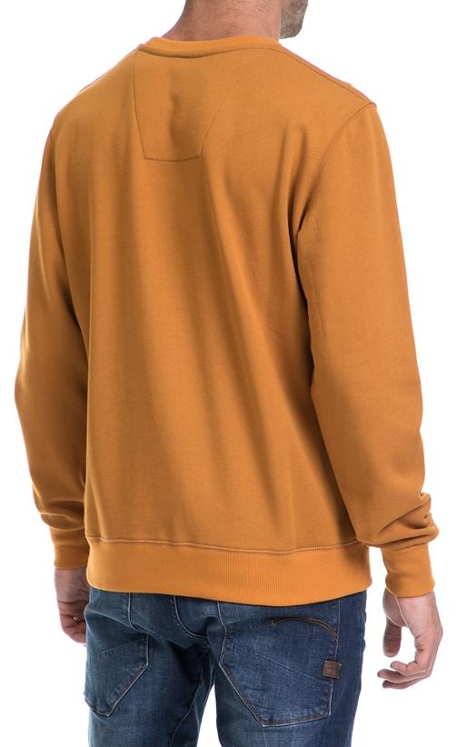 G-STAR-Ανδρικό πουλόβερ G-STAR RAW καφέ