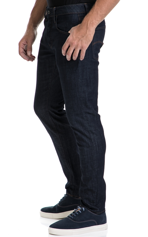 G-STAR RAW-Αντρικό παντελόνι Deconstructed Slim G-STAR RAW μπλε