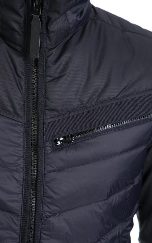 G-STAR RAW-Ανδρικό αμάνικο μπουφάν Attacc G-STAR μπλε